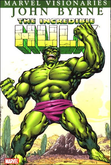 Hulk Visionaries: John Byrne 1-A by Marvel