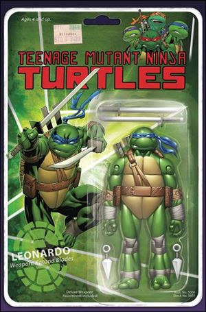 Teenage Mutant Ninja Turtles (2011) 52-E
