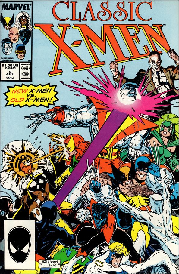 Classic X-Men 8-A by Marvel