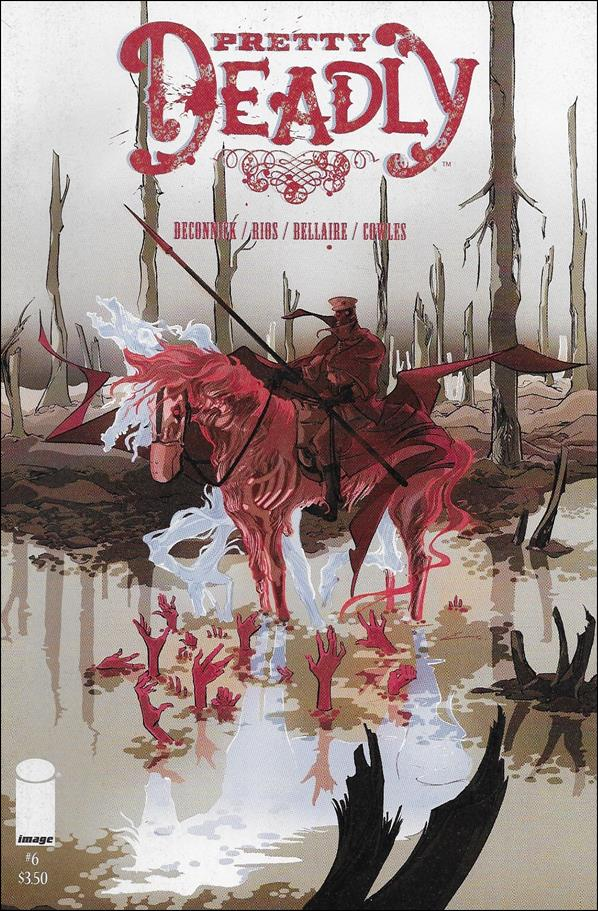 Pretty Deadly 6-A by Image