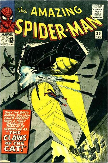 Amazing Spider-Man (1963) 30-A by Marvel