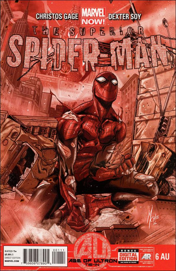 Superior Spider-Man 6AU-A by Marvel