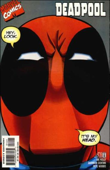 Deadpool (1997) 12-B by Marvel