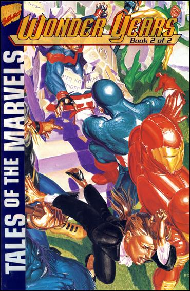 Tales of the Marvels: Wonder Years 2-A by Marvel