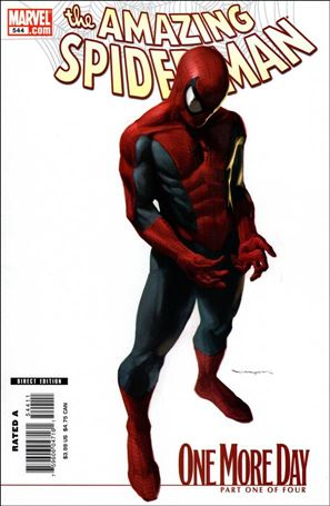 Amazing Spider-Man (1963) 544-B
