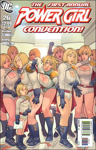 Power Girl (2009) 26-A by DC
