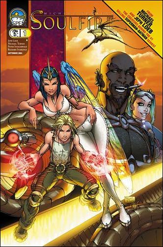 Michael Turner's Soulfire (2004) 1-A by Aspen
