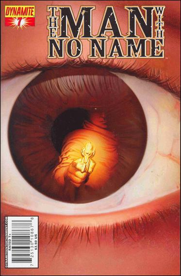 Man with No Name 7-A by Dynamite Entertainment
