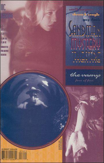 Sandman Mystery Theatre 16-A by Vertigo