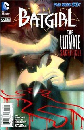 Batgirl (2011) 22-A