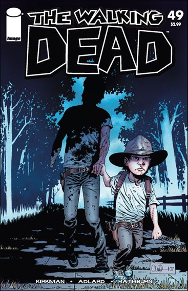 Walking Dead (2003) 49-A by Skybound Entertainment