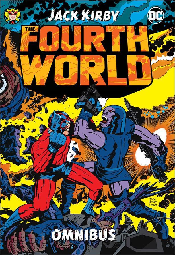 Fourth World by Jack Kirby Omnibus nn-B by DC