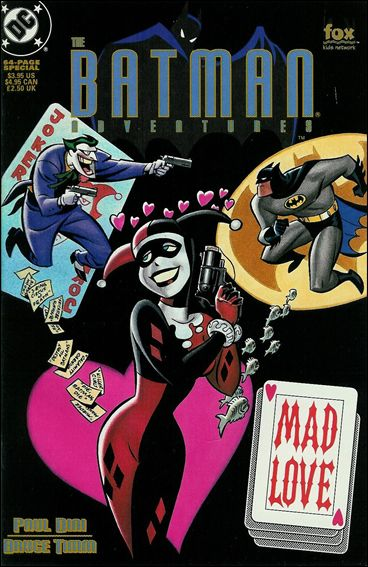 Batman Adventures: Mad Love 1-A by DC