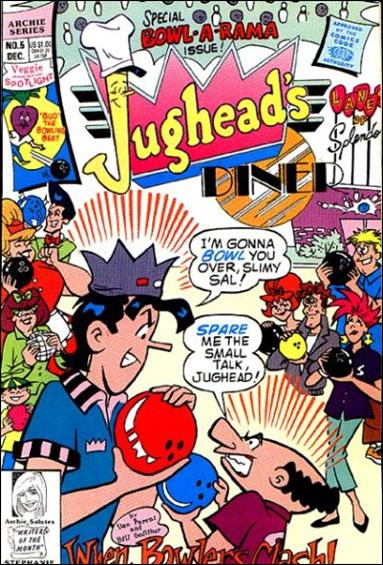 Jughead's Diner 5-A by Archie