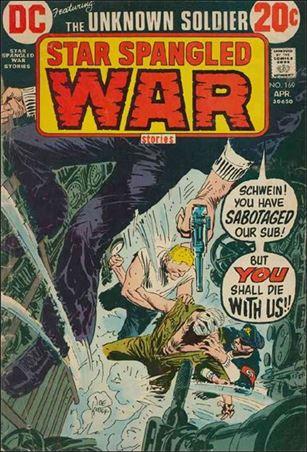 Star Spangled War Stories (1952) 169-A