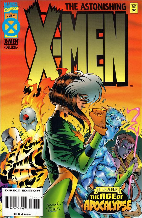 Astonishing X-Men (1995) 4-A by Marvel