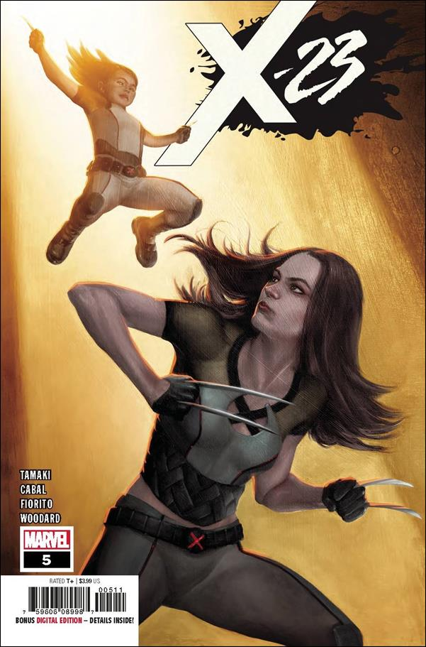 X-23 (2018) 5-A by Marvel