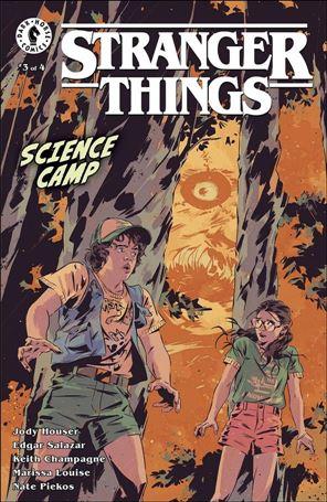 Stranger Things: Science Camp 3-C