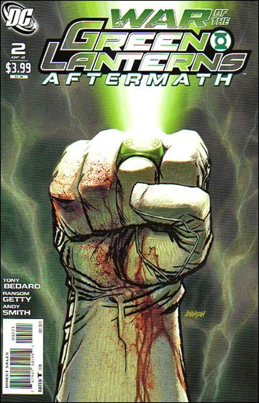 War of the Green Lanterns: Aftermath 2-B by DC