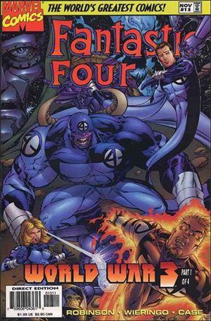 Fantastic Four (1996) 13-A
