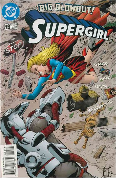 Supergirl (1996) 19-A by DC