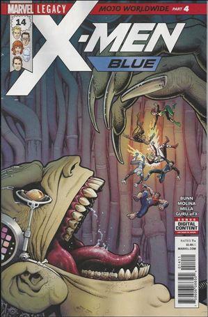 X-Men: Blue 14-A