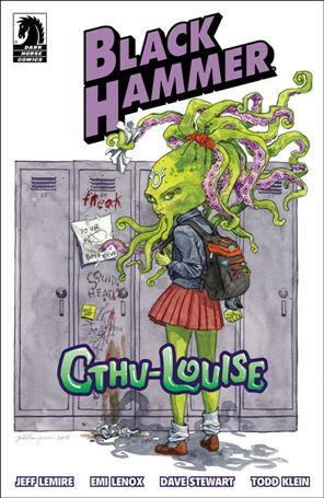Black Hammer: Cthu-Louise 1-B
