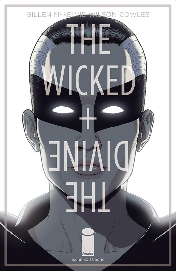 Wicked + the Divine 43-A by Image