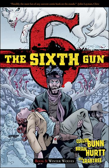 Sixth Gun 5-A by Oni Press