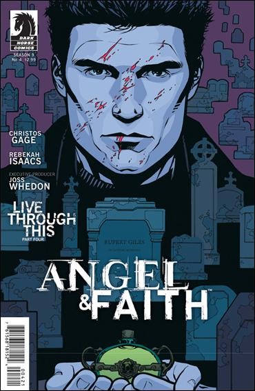 Angel & Faith 4-B by Dark Horse