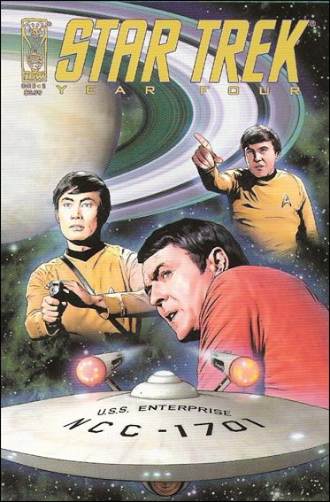 Star Trek: Year Four 2-C by IDW
