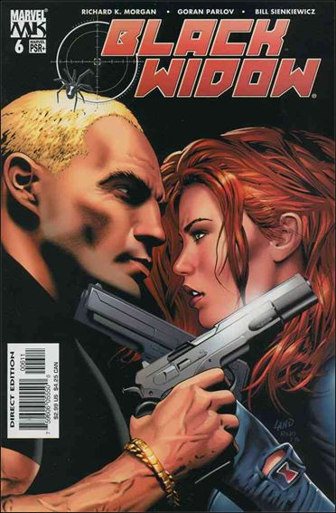 Black Widow (2004) 6-A by Marvel