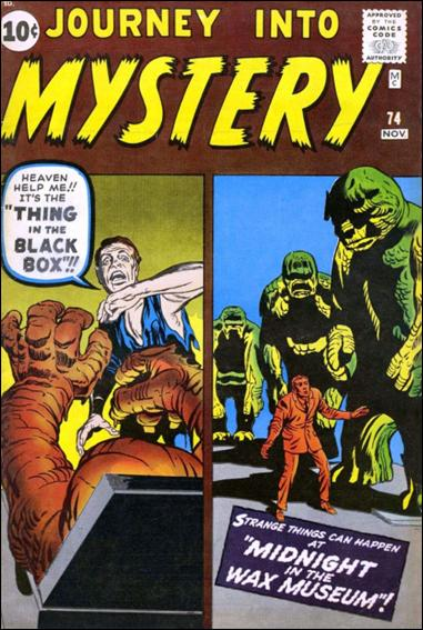 Journey into Mystery (1952) 74-A by Marvel