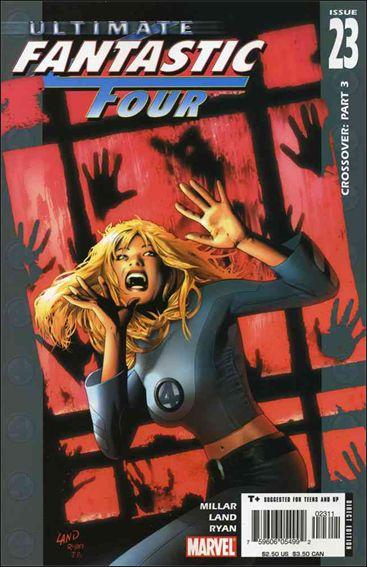 Ultimate Fantastic Four 23-A by Marvel