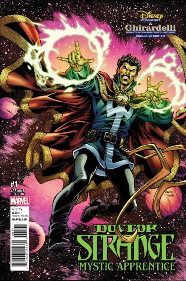 Doctor Strange: Mystic Apprentice 1-D by Marvel