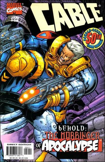 Cable (1993) 50-A by Marvel
