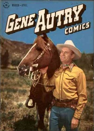 Gene Autry Comics (1946) 6-A