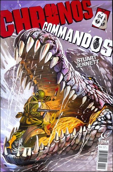 Chronos Commandos: Dawn Patrol 4-A by Titan