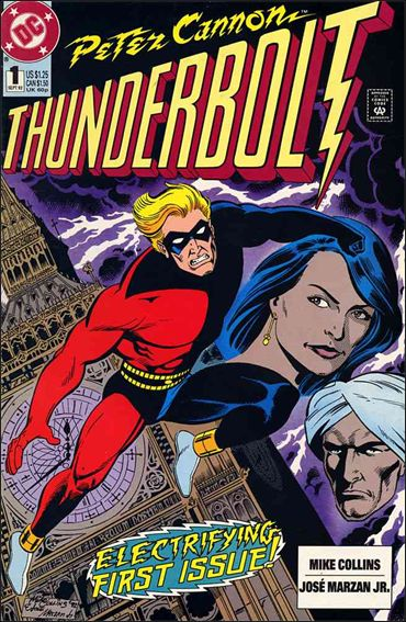 Peter Cannon-Thunderbolt 1-A by DC