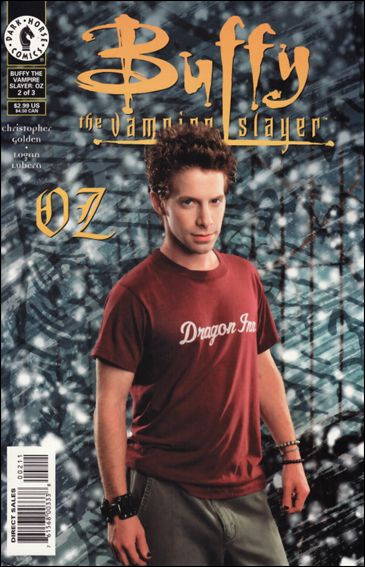 Buffy the Vampire Slayer: Oz 2-B by Dark Horse