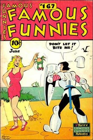 Famous Funnies (1934/07) 167-A