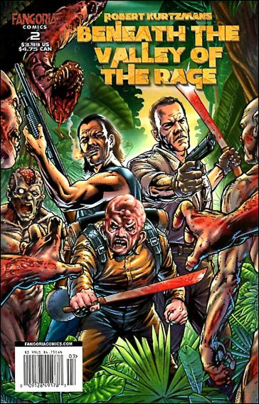 Robert Kurtzman's Beneath the Valley of the Rage 2-A by Fangoria
