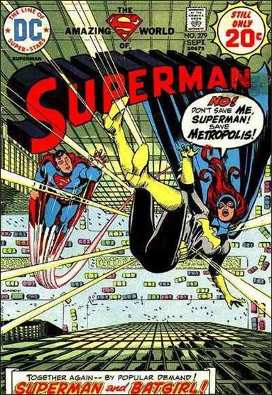 Superman (1939) 279-A by DC