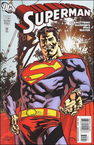 Superman (1939) 705-B by DC
