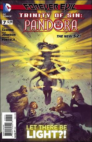Trinity of Sin: Pandora 7-A