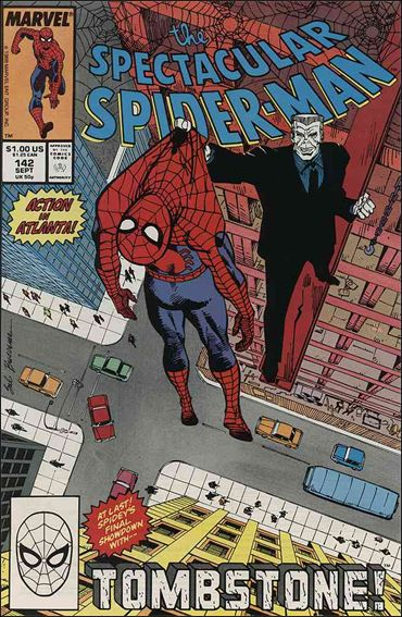Spectacular Spider-Man (1976) 142-A by Marvel