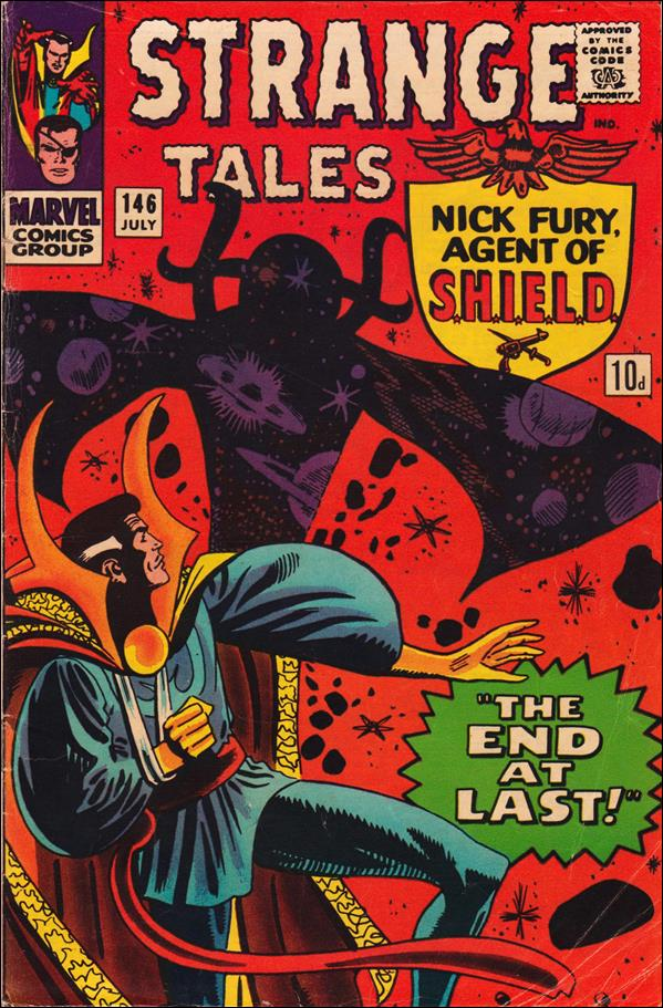 Strange Tales (1951) 146-B by Marvel