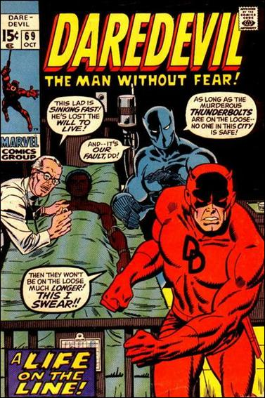 Daredevil (1964) 69-A by Marvel
