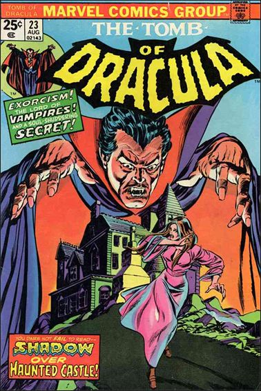 Tomb of Dracula (1972) 23-A by Marvel