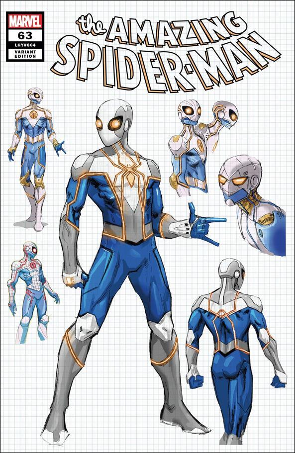Amazing Spider-Man (2018) 63-C by Marvel